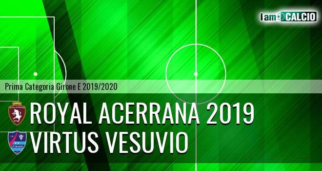 Royal Acerrana 2019 - Virtus Vesuvio