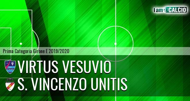 Virtus Vesuvio - S. Vincenzo Unitis