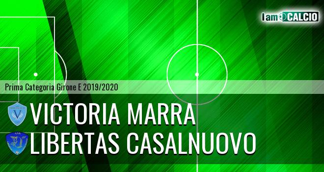 Victoria Marra - Libertas Casalnuovo