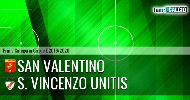 San Valentino - S. Vincenzo Unitis