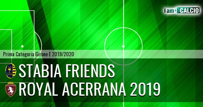 Stabia friends - Royal Acerrana 2019