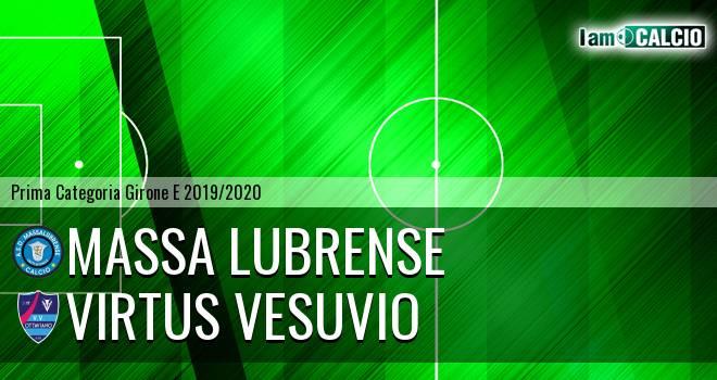 Massa Lubrense - Virtus Vesuvio