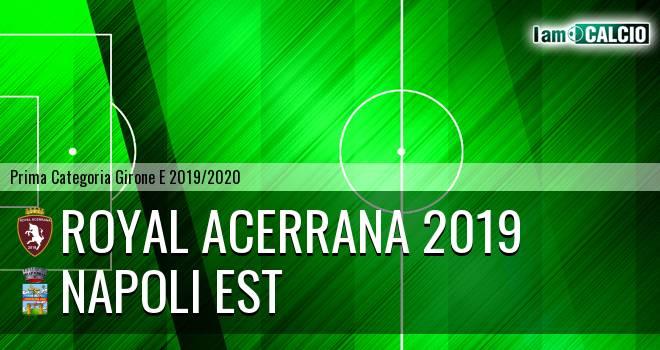 Royal Acerrana 2019 - Napoli Est