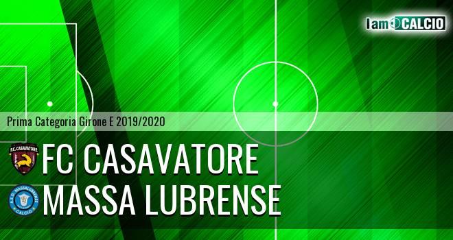 FC Casavatore - Massa Lubrense