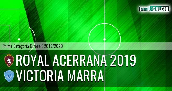 Royal Acerrana 2019 - Victoria Marra