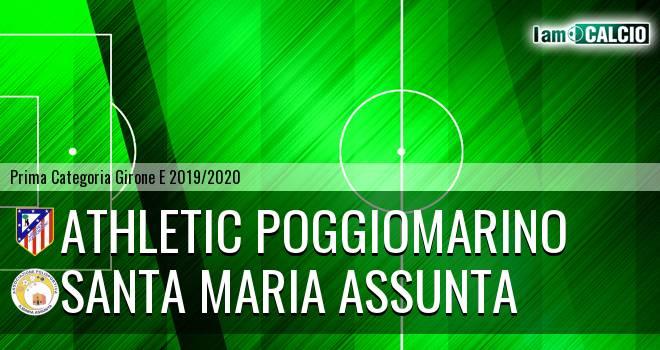 Athletic Poggiomarino - Santa Maria Assunta