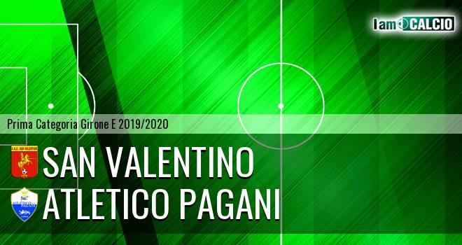 San Valentino - Atletico Pagani