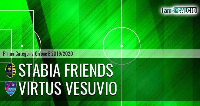 Stabia friends - Virtus Vesuvio