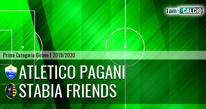 Atletico Pagani - Stabia friends