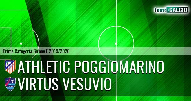 Athletic Poggiomarino - Virtus Vesuvio