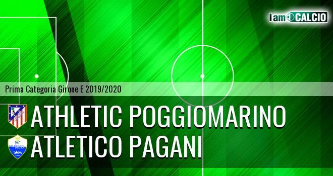 Athletic Poggiomarino - Atletico Pagani