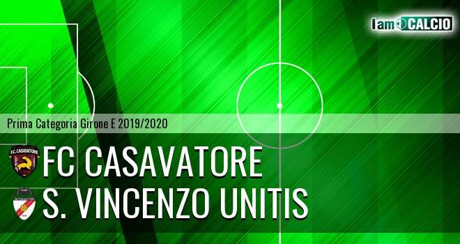 FC Casavatore - S. Vincenzo Unitis