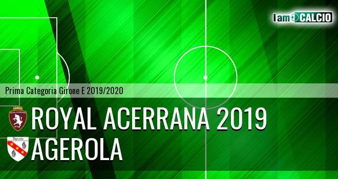 Royal Acerrana 2019 - Agerola