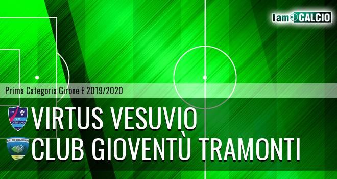 Virtus Vesuvio - Club Gioventù Tramonti
