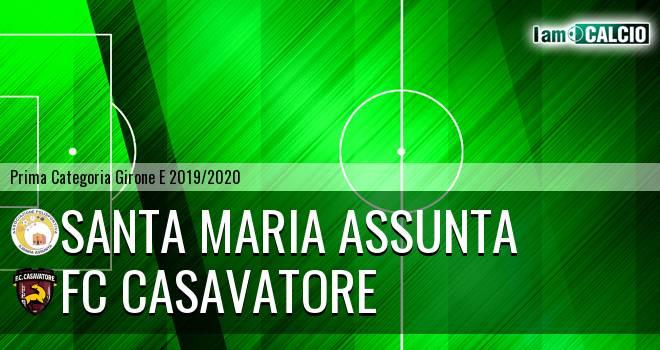 Santa Maria Assunta - FC Casavatore