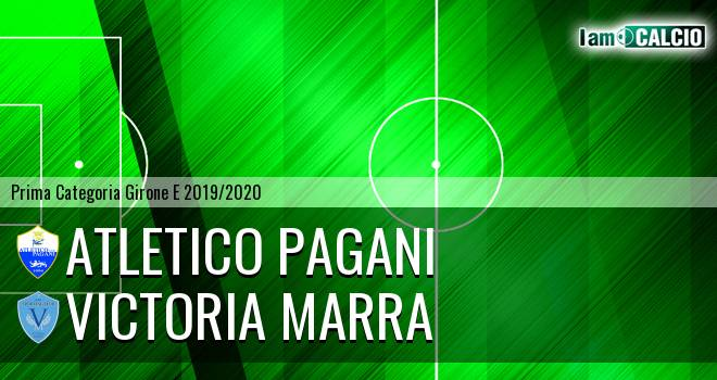 Atletico Pagani - Victoria Marra