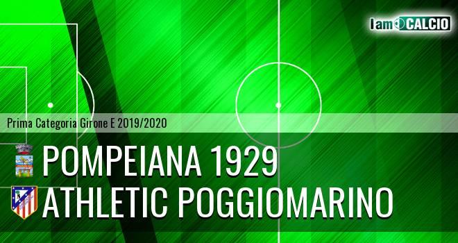 Napoli Est - Athletic Poggiomarino