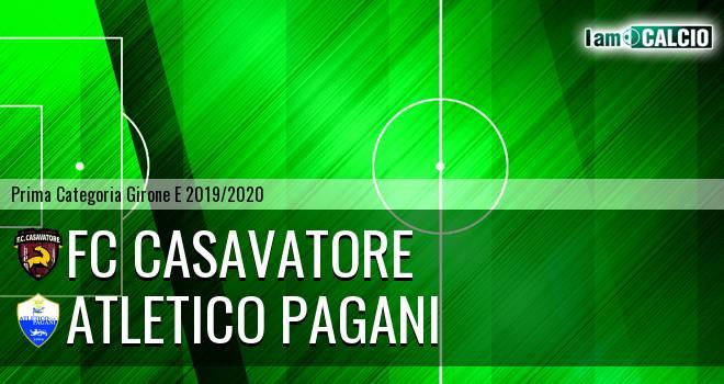 FC Casavatore - Atletico Pagani