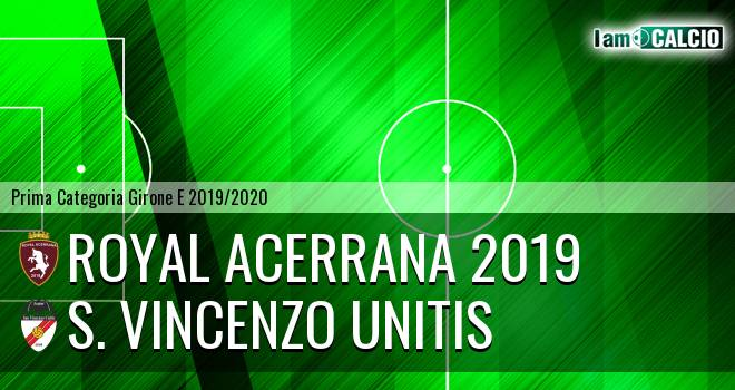 Royal Acerrana 2019 - S. Vincenzo Unitis