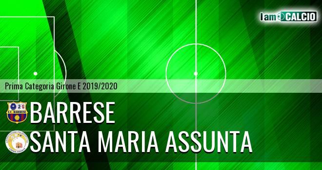 Barrese - Santa Maria Assunta