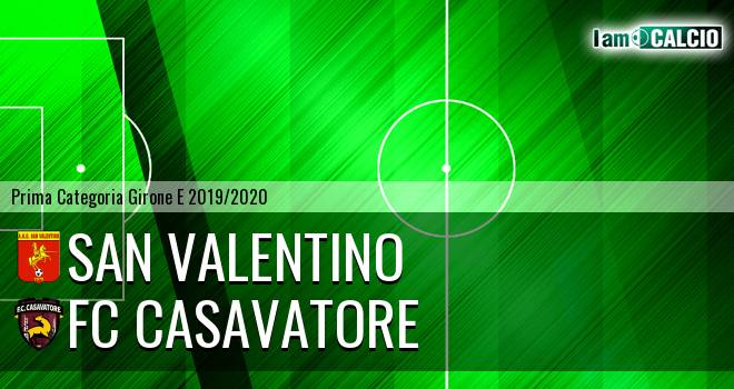 San Valentino - FC Casavatore