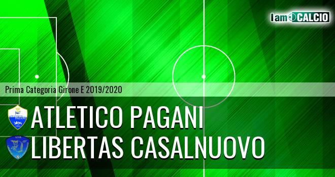 Atletico Pagani - Libertas Casalnuovo
