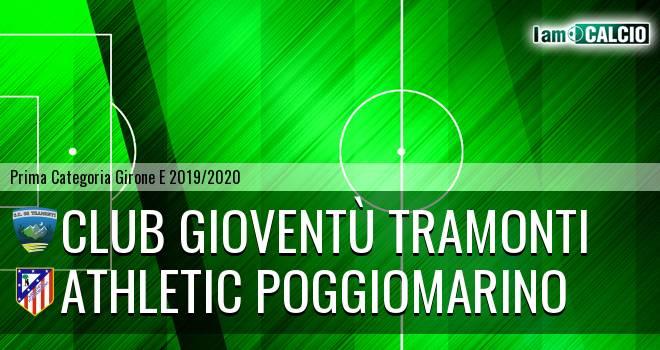 Club Gioventù Tramonti - Athletic Poggiomarino