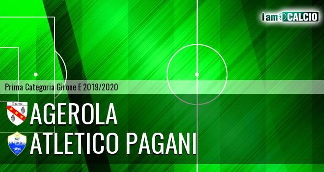 Agerola - Atletico Pagani
