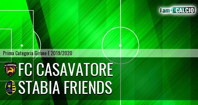 FC Casavatore - Stabia friends