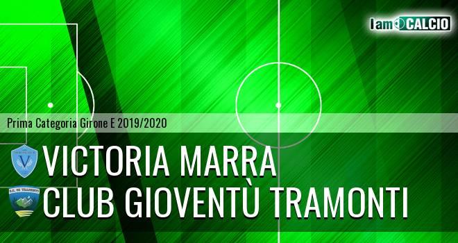 Victoria Marra - Club Gioventù Tramonti