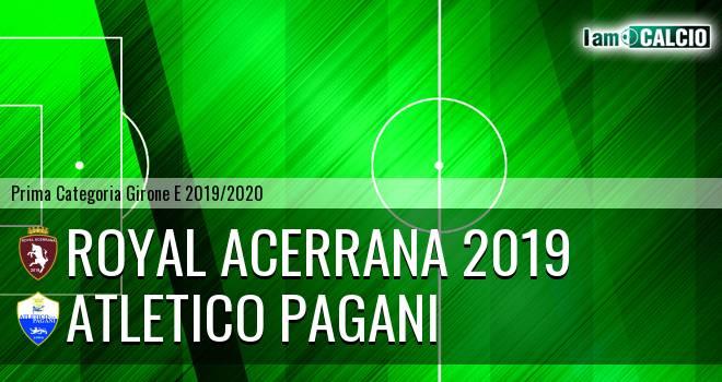 Royal Acerrana 2019 - Atletico Pagani