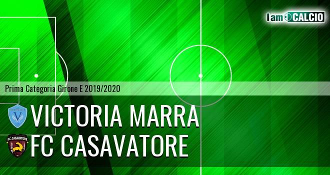 Victoria Marra - FC Casavatore
