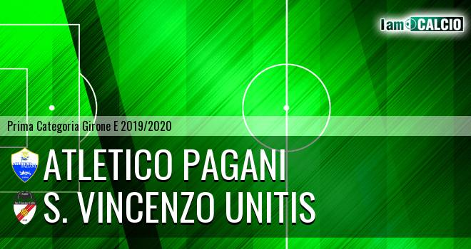 Atletico Pagani - S. Vincenzo Unitis