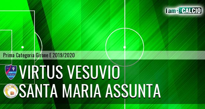 Virtus Vesuvio - Santa Maria Assunta
