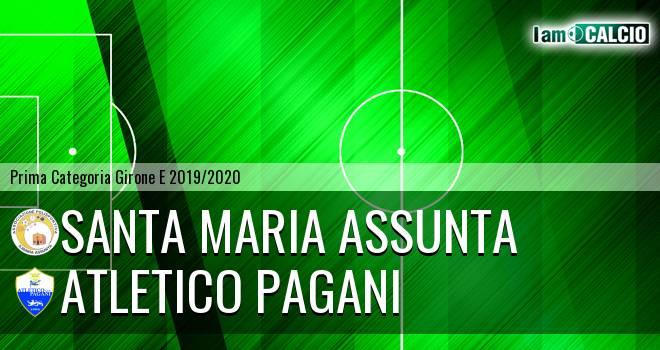 Santa Maria Assunta - Atletico Pagani