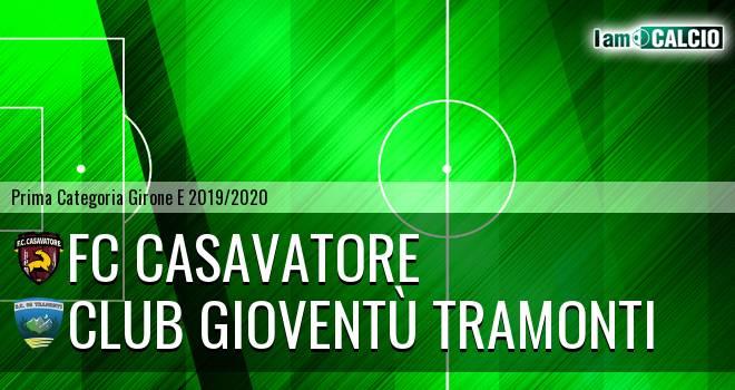 FC Casavatore - Club Gioventù Tramonti