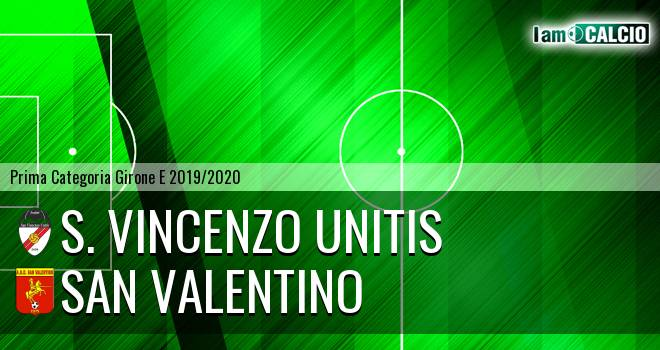 S. Vincenzo Unitis - San Valentino