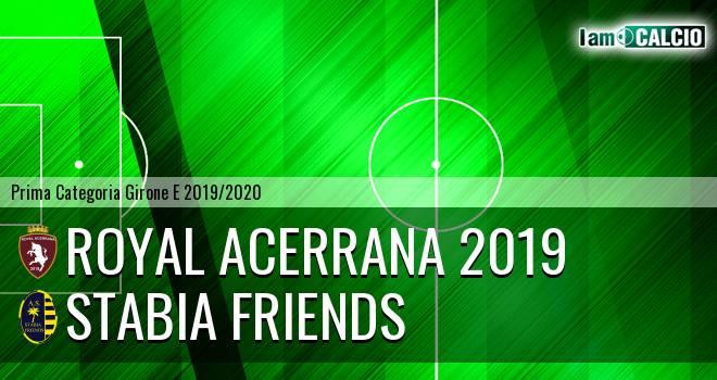 Royal Acerrana 2019 - Stabia friends