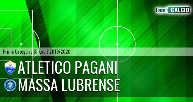 Atletico Pagani - Massa Lubrense
