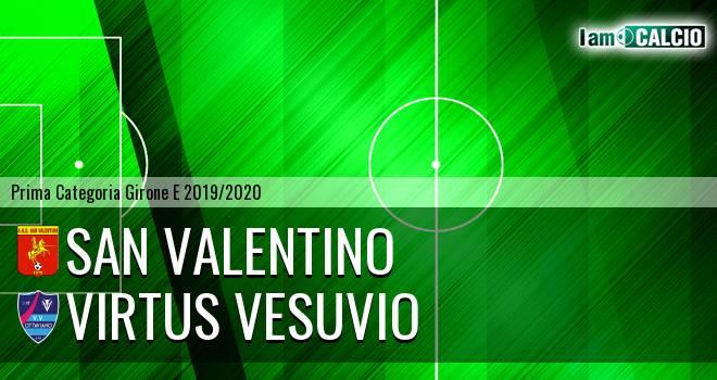 San Valentino - Virtus Vesuvio