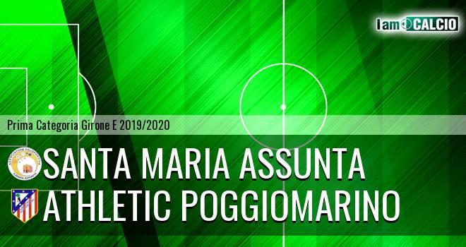 Santa Maria Assunta - Athletic Poggiomarino