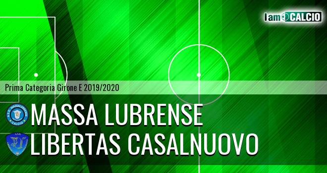 Massa Lubrense - Libertas Casalnuovo