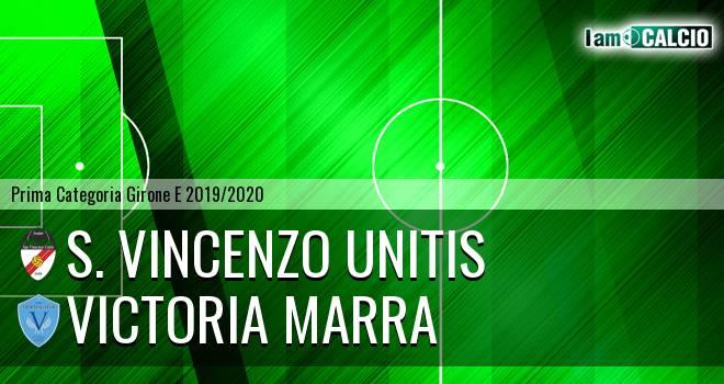 S. Vincenzo Unitis - Victoria Marra