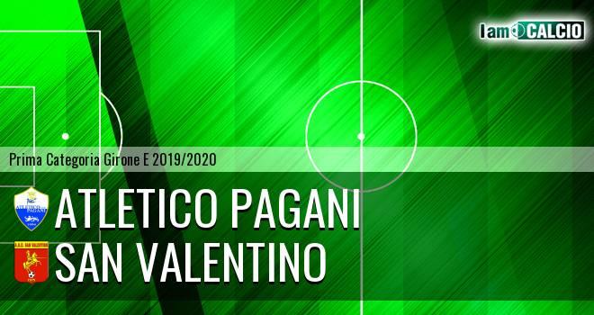 Atletico Pagani - San Valentino