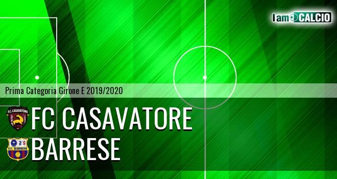 FC Casavatore - Barrese