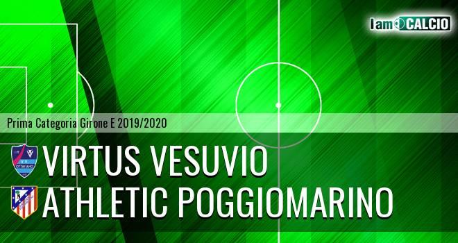 Virtus Vesuvio - Athletic Poggiomarino