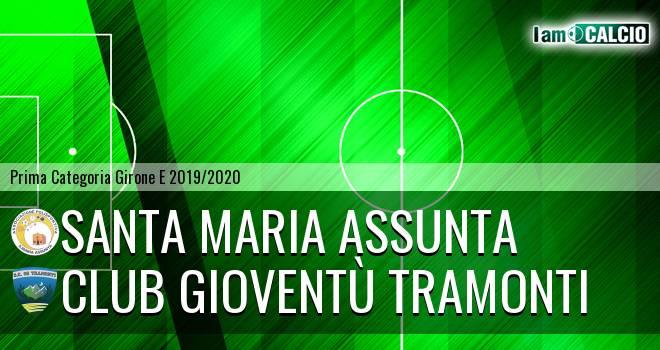 Santa Maria Assunta - Club Gioventù Tramonti