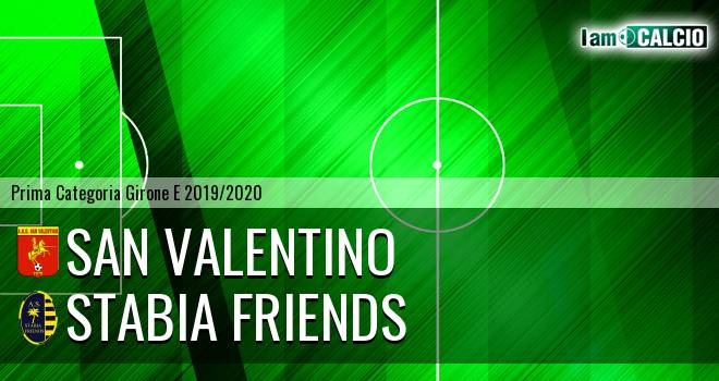 San Valentino - Stabia friends