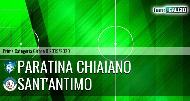 Paratina Chiaiano - Sant'Antimo
