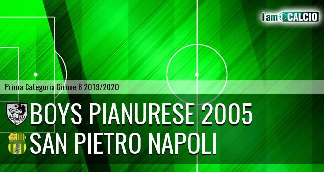 Boys Pianurese 2005 - San Pietro Napoli